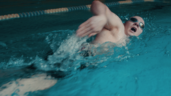 Play video: How to swim front crawl correctly