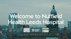 Play video: Explore Nuffield Health Leeds Hospital for yourself