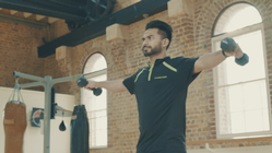 Play video: Dumbbell Lateral Raise