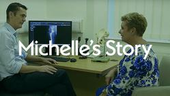 Play video: Michelle's Story - Nuffield Health