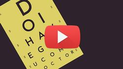 Play video: Meet our experts: Vision in focus