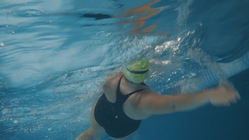 Play video: How to swim backstroke correctly