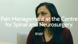 Play video: Pain Management at Nuffield Health Leeds Hospital