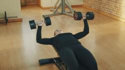 Play video: Dumbbell Chest Press