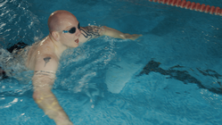 Play video: How to swim breaststroke correctly