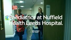 Play video: Paediatrics at Nuffield Health Leeds Hospital