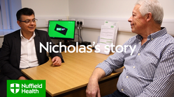 Play video: Nicholas' story