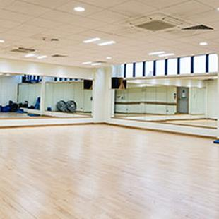 Fulham gym studio