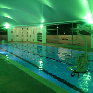 Milton Keynes Fitness and Wellbeing Gym pool