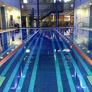 Chesterfield gym swimming pool