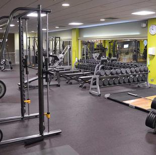 Crawley Central Fitness & Wellbeing Gym