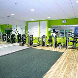 Bromley gym personal training area