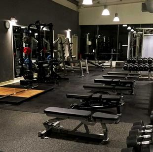 Reading Fitness and Wellbeing Gym Floor
