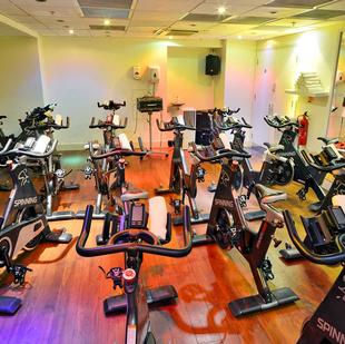 Moorgate fitness and wellbeing spinning