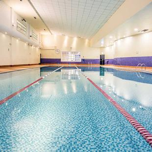 Bolton fitness and wellbeing swimming pool