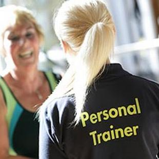 Glasgow Central gym personal training session