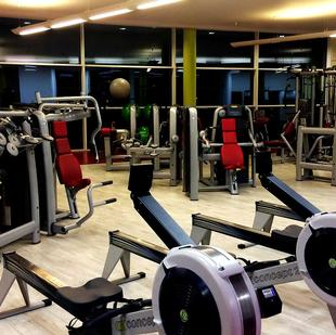 Farnborough fitness and wellbeing gym