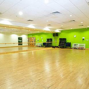 Doncaster gym studio floor