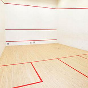 Worcester Fitness and Wellbeing squash courts