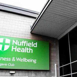 Nuffield Health Milngavie Fitness & Wellbeing Gym, Glasgow