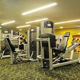Farnham gym weights equipment