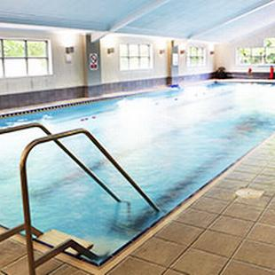 Swimming pool at West Byfleet gym