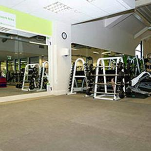 Cheam gym personal training area