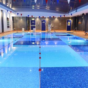 Taunton Fitness and Wellbeing swimming pool