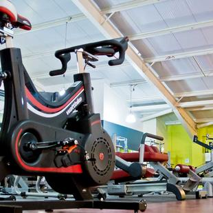 Oxfordshire Fitness and wellbeing wattbikes