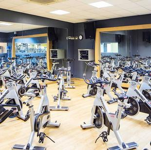 Wakefield fitness and wellbeing centre spinning