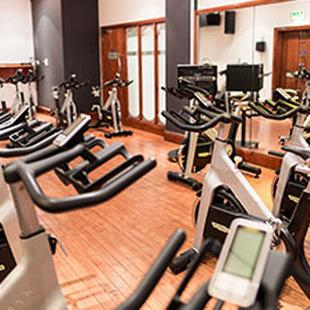 Friern Barnet gym indoor cycle studio