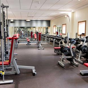 Chislehurst Fitness and wellbeing Weights room