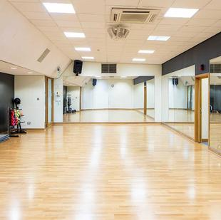 Wakefield fitness and wellbeing centre studio