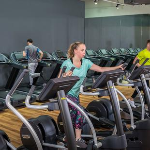 Nuffield Health Paddington Fitness and Wellbeing Gym