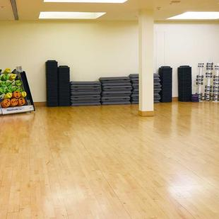 Manchester Printworks fitness and wellbeing studio