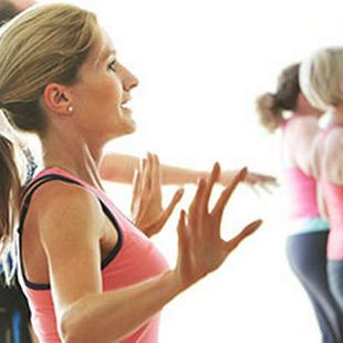 Zumba - Group exercise class