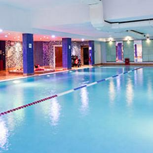 Friern Barnet gym indoor swimming pool