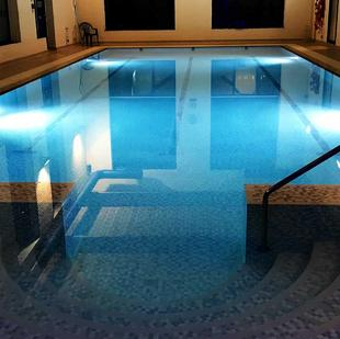 Portsmouth Fitness and Wellbeing Gym Swimming Pool