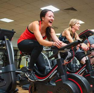 Nuffield Health Preston Fitness & Wellbeing Gym Wattbikes