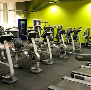 Nuffield Health Preston Fitness & Wellbeing Gym floor