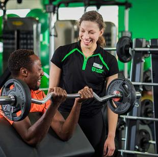 Taunton Fitness & Wellbeing Gym Personal Training sessions