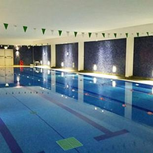 Weston gym swimming pool