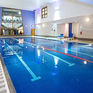 Cannock gym swimming pool