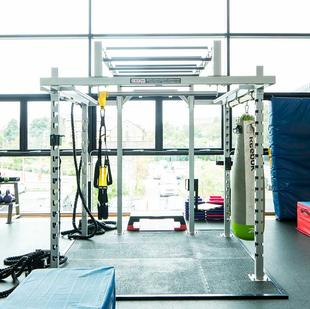Liverpool Fitness & Wellbeing Gym gym floor