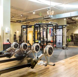Paddington Fitness and Wellbeing gym floor