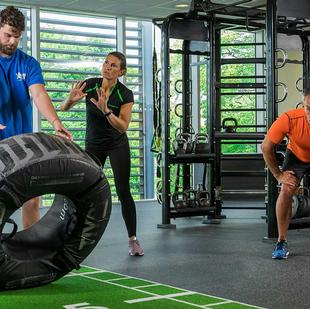 Hemel Hempstead Fitness and Wellbeing gym
