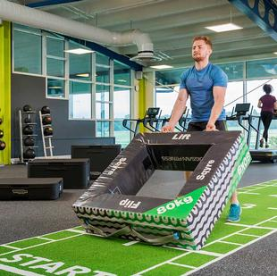 Newbury Fitness and Wellbeing Gym