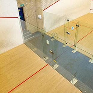 Squash courts in Battersea