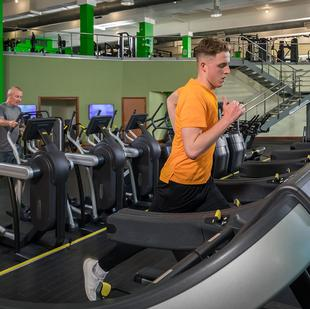 Nuffield Health Romford Fitness and Wellbeing Gym