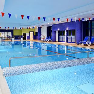 Nuffield Health Gloucester Fitness & Wellbeing Swimming Pool